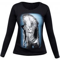 Monnari T-shirt z kobiecą sylwetką TSH2950
