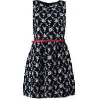 Louche KATIA Sukienka letnia niebieski L4621C043-K11