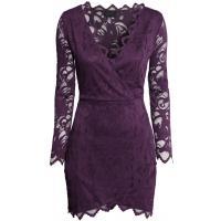 H&M Koronkowa sukienka 57374-B