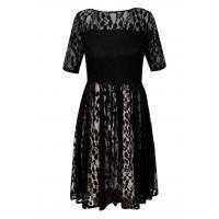 Monnari Romantyczna, koronkowa sukienka DRE1650