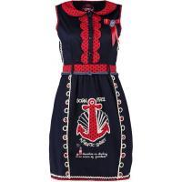 Rosalita Mc Gee ALBAR DRESS Sukienka letnia niebieski RM421C00N-K11