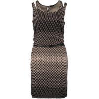 DEPT Sukienka letnia czarny DE521C031-Q11
