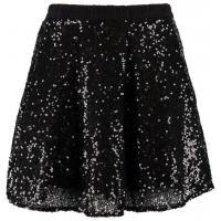 Brigitte Bardot Spódnica mini czarny BB821B008-Q11
