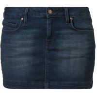 Calvin Klein Jeans KAILYN Spódnica jeansowa niebieski C1821B000-K11