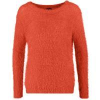 Vila VIPER Sweter pomarańczowy V1021I092-H11