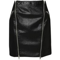 Brigitte Bardot Spódnica mini czarny BB821B006-Q11