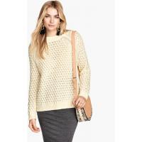 H&M Sweter z wyraźną fakturą 48297-G