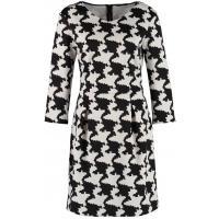 Sisley Sukienka letnia czarny 7SI21C03Y-Q11