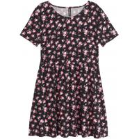 H&M Sukienka we wzory 25499-D