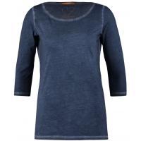 BOSS Orange TASFIAS Bluzka z długim rękawem dark blue BO121D04H-K11