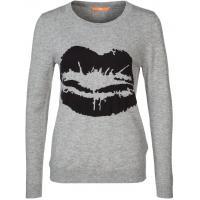 BOSS Orange WIDELINA Sweter medium grey BO121I02D-C11
