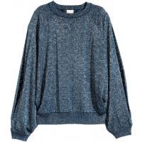 H&M Błyszczący sweter 91946-A