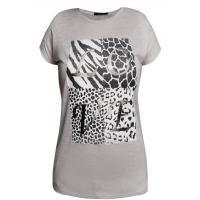 Monnari T-shirt z motywem panterki TSH2620