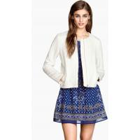 H&M Quilted jacket 0253341004 White