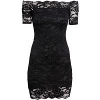 H&M Koronkowa sukienka 0295034003 Czarny