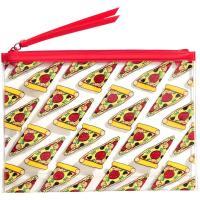 H&M Kosmetyczka 0192029053 Czerwony/Pizza