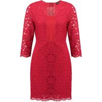 DKNY Sukienka koktajlowa rouge red DK121C03A-G11