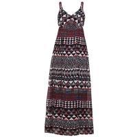 Vila VIHYPEI Długa sukienka hot coral V1021C0LC-G11