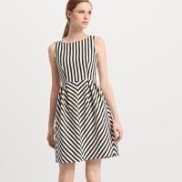 Reserved Sukienka w paski PW425-MLC