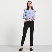 Reserved Materiałowe spodnie PV468-99X