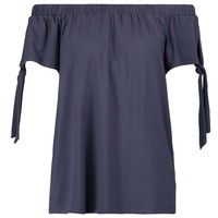 Vila VINASIO T-shirt z nadrukiem total eclipse V1021D0D0-K11