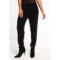 YASCLADY Spodnie materiałowe black Y0121A01U