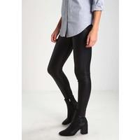 Topshop PERCY Spodnie materiałowe black TP721A09H