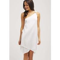 MICHAEL Michael Kors Sukienka letnia white MK181D012
