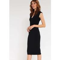 MICHAEL Michael Kors Sukienka z dżerseju black MK121C05X