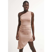 Lipsy Sukienka koktajlowa beige LI721C0BF