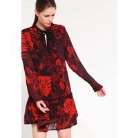 Just Cavalli Sukienka letnia red JU621C05M