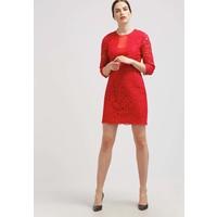 DKNY Sukienka koktajlowa rouge red DK121C03A