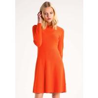 BOSS Orange IESIBELL Sukienka dzianinowa orange BO121C035