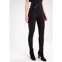 Elisabetta Franchi Spodnie materiałowe nero EF121A01H