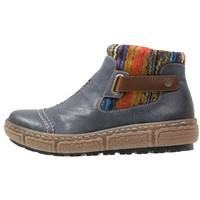 Rieker Ankle boot ozean/mogano/orange RI111Y00X