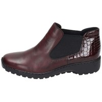Rieker Ankle boot bordeaux RI111N08W
