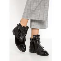 Luciano Barachini Ankle boot multi nero L0311N00I