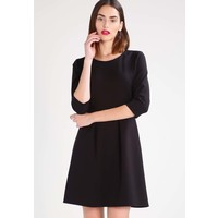 BOSS Orange ALOCKITA Sukienka z dżerseju black BO121C034