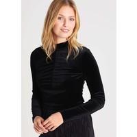 Sparkz HACER Bluzka z długim rękawem black RK021D01C