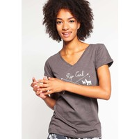 Rip Curl CHILLANCITO T-shirt z nadrukiem beluga RI721D035