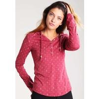 Ragwear Bluzka z długim rękawem rosewood red R5921D025