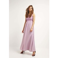 Anna Field Długa sukienka lilac AN621CA4P