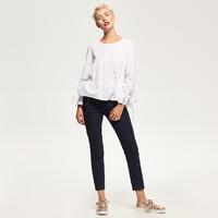 Reserved Eleganckie spodnie QW715-59X