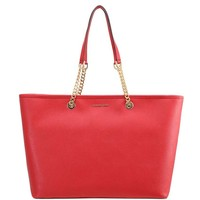 MICHAEL Michael Kors JET SET Torebka bright red MK151H0B9