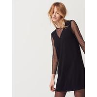Mohito Sukienka z elastycznym tiulem RB802-99X