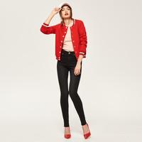Reserved Jeansy z wysoką talią QR016-99J