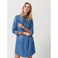 Mohito Dżinsowa sukienka QW573-55J