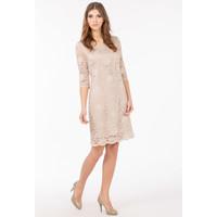 Monnari Wieczorowa sukienka z koronki SUKPOL0-17W-DRE0690-KM15D601-R36