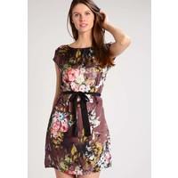 Anna Field Sukienka letnia taupe/black/rose AN621CAE1
