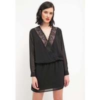 Sisley Sukienka letnia black 7SI21C05K
